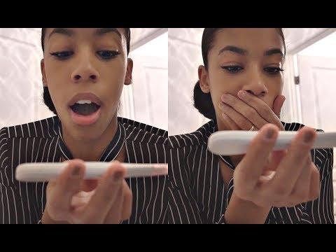 EMOTIONAL LIVE PREGNANCY TEST!