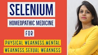 Download SELENIUM HOMEOPATHIC MEDICINE Video