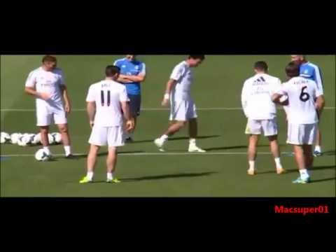 Gareth Bale Owned Cristiano Ronaldo