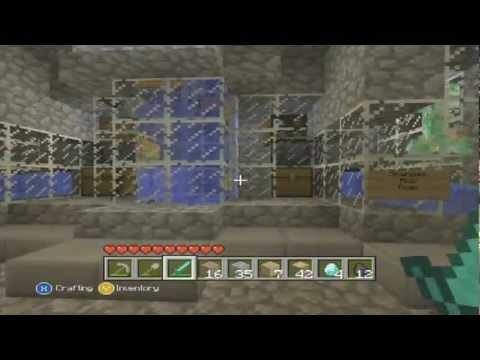 Minecraft Xbox 360 Mob Trap