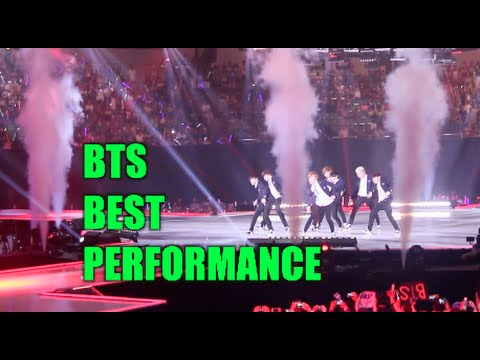 BTS KILLED KCON 2014