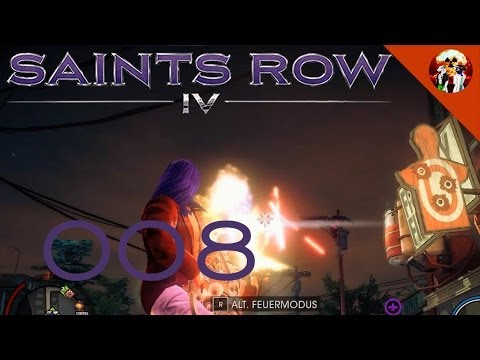SAINTS ROW IV #008 - 'Murica - Let's Play [HD]