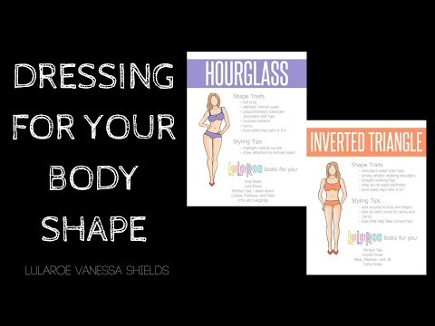 Dress For Your Body: Inverted Triangle / Hourglass