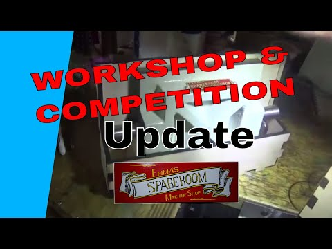 workshop and competition update !