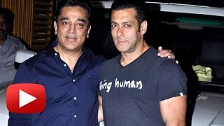 Salman Khan INSPIRES Kamal Haasan, To Host Bigg Boss | Bollywood NOW