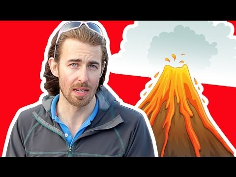 Make a wax volcano | Shot on Mount Etna | Live Experiments with Huw James | Head Squeeze