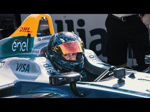 Mein erstes Mal Formel E   Mach den Wagen nicht kaputt, haben sie gesagt