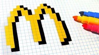 Lego Pixel Art Playstation Logo