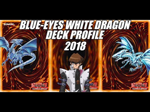 UNDEFEATED? THE BEST BUDGET BLUE EYES WHITE DRAGON DECK PROFILE 2018 LINK FORMAT