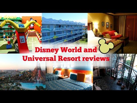 Disney World Resorts review   Value, Moderate and Deluxe Resorts