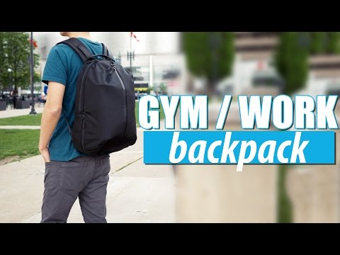 AER FIT PACK - The Ultimate Work & Gym Bag - Backpack Review