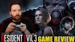 Resident Evil 3 - Game Review