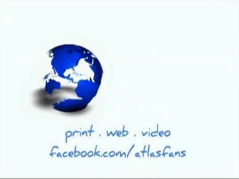 Atlas: New Logo/New Direction www.facebook.com/atlasfans