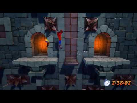 Crash Bandicoot 1 (PS4) - Stormy Ascent Gold Relic - DLC Time Trial