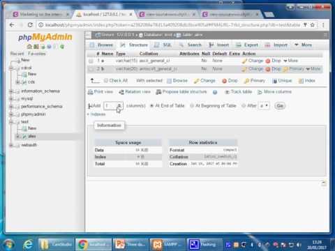 Primary Key Req. for phpMyAdmin