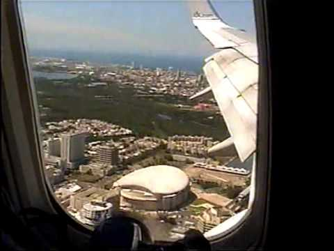 PUERTO RICO American Airlines Take-Off From JFK To SJU Plus.VOB