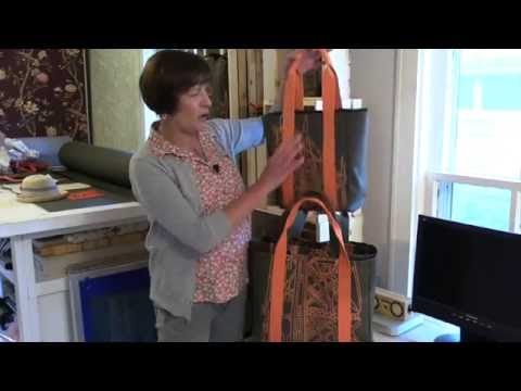Tote Bag, Duluth Aerial Lift Bridge designer bags, Eco friendly reusable canvas denim bags