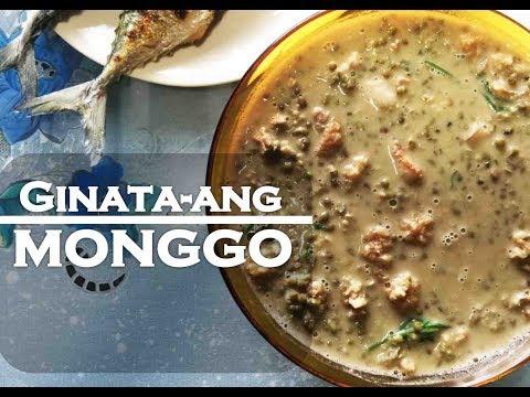 Ginataang Monggo