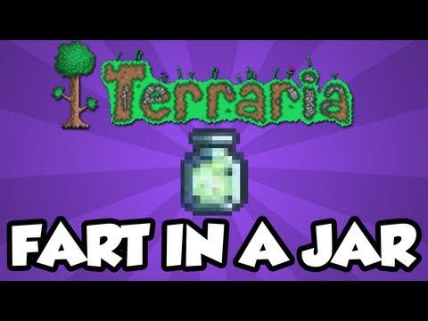 Terraria 1.2 - Fart In A Jar (New Terraria 1.2 Items)