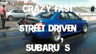 The Subaru Shop - FAST Street Cars at Import Face Off 5/21/17
