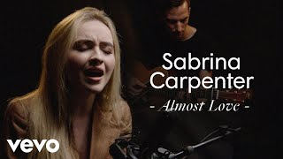 "Sabrina Carpenter - ""Almost Love"" Official Performance"