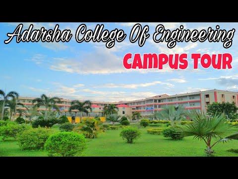 Adarsha College of Engineering ANGUL Odisha # Campus, Canteen, Hostel.