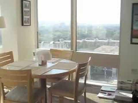 Student Village apartment at Boston University