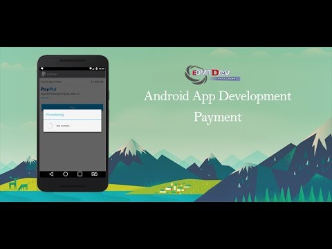 Android Development Tutorial  - Order Food App Part 27 Integrated Payment