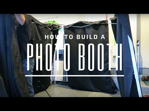 Make your own Photo Booth!