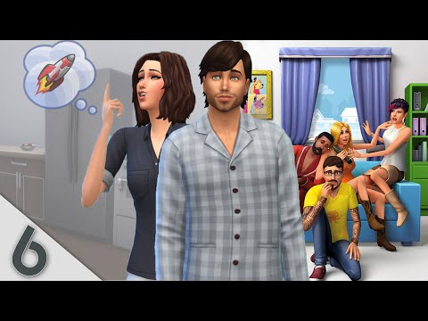 The Sims 4: Legacy Challenge - Larry is a womanizer #6