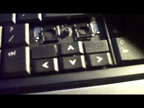 How to clean your Laptop's keyboard by removing the keys tutorial