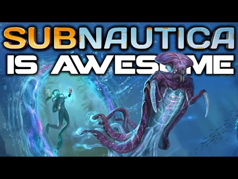 Why Subnautica is AWESOME in 4 Minutes [SPOILERS] ► 3,000 SUBS MILESTONE!