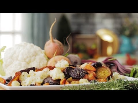 How to Perfectly Roast Veggies