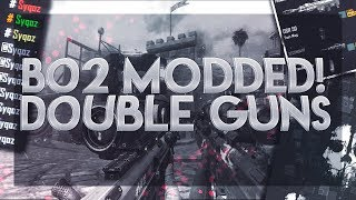 [ONLINE BO2] MODDED 2x GUNS  WITH GHOST! INSANE MODDED ACCOUNTS FOR CHEAP!