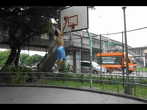 My First Dunk after 4 years of training(5'8