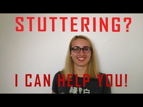 How to stop stuttering? Exercises to stop stuttering!
