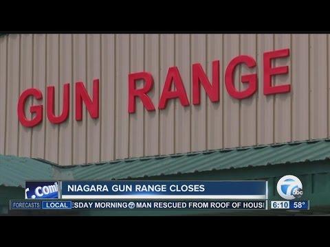 Niagara Gun Range sold off