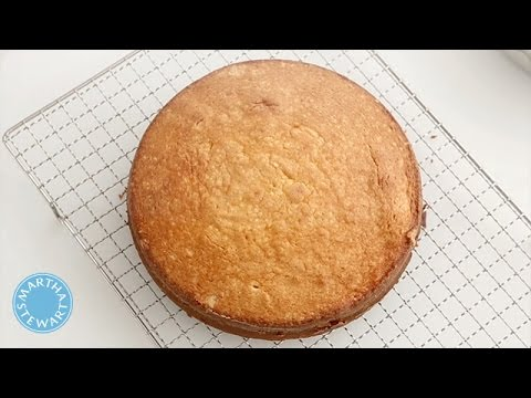 How to Make Perfect Cakes with Martha Stewart