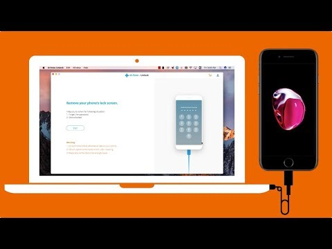 How to Remove Passcode from iPhone 7 on Mac ?