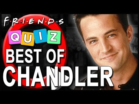 Friends Quiz | How well do you know Chandler Bing?