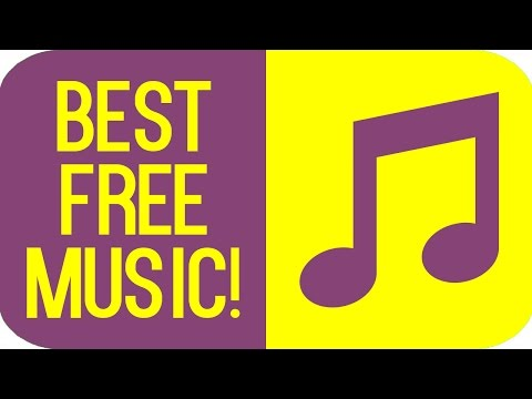 TOP 5 BEST ROYALTY FREE MUSIC SOURCES! FREE TO USE MUSIC FOR YOUTUBE VIDEOS!