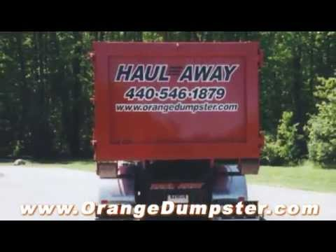 Haul-Away – Your Northeast Ohio Dumpster Rental Company