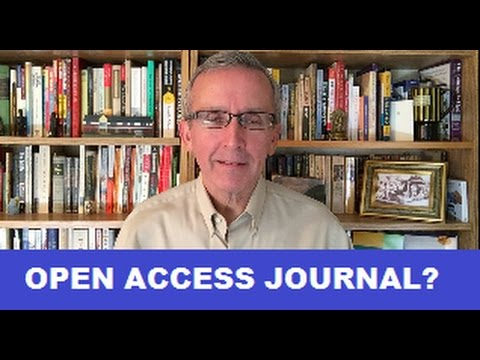 Should I Publish in an Open Access Journal?