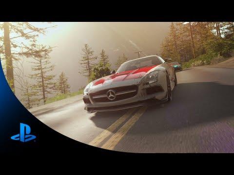 #DRIVECLUB - E3 Trailer (PS4)   E3 2013