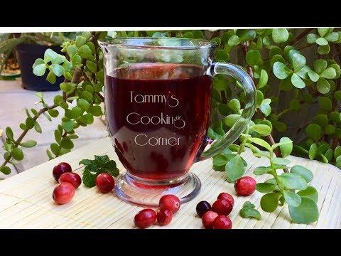 Cranberry Juice - Nước ép Nam Việt Quất
