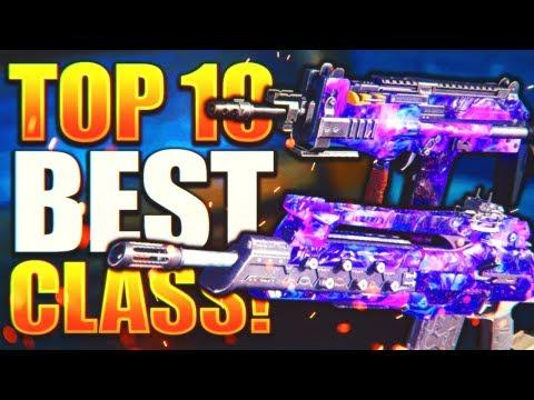 TOP 10 BEST CLASS SETUPS IN BLACK OPS 3! - BEST NEW DLC WEAPONS UPDATE BEST CLASS SETUPS! (BO3 Tips)