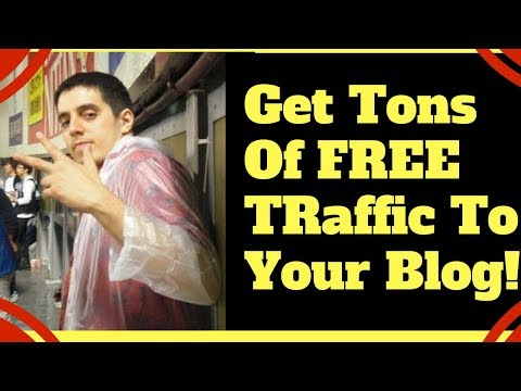 Best Ways To Get Traffic To Your Blog