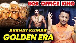 Akshay Kumar का हुआ GOLDEN ERA शुरू | Mission Mangal, Kesari, Housefull 4