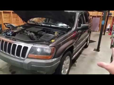 Engine Break Up/Misfire & Diagnosing Bad Fuel Pump Jeep Grand Cherokee WJ 99-04