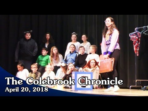 Colebrook Chronicle - April 20 2018 Video News of the Week
